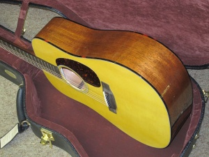 Martin Custom D18 Golden Era-Adirondack Spruce top/ Mahogany back and sides!