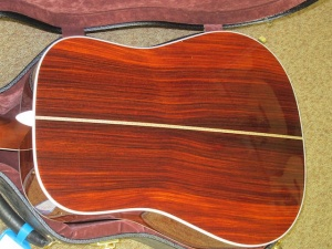 Martin Custom D40 - Premium Sitka Spruce top/Cocobolo back and sides!