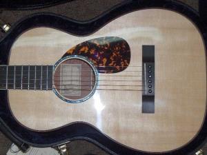Larrivee P-09, Custom Parlour guitar, Lacewood!-2