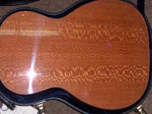 Larrivee P-09, Custom Parlour guitar, Lacewood!-9