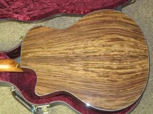 Taylor Custom GSCE (Grand Symphony), Sinker Redwood/East Indian Rosewood!