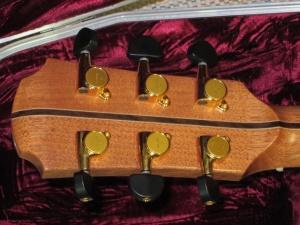 Avalon Master Series, Custom Bevel, Rare Ziricote, Premium Redwood