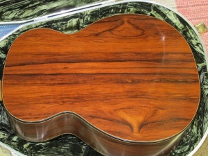 Avalon Master Series, Custom Bevel, Very Rare Madagascar Rosewood/Master-Grade Redwood!