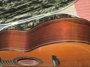 Avalon Master Series, Custom Bevel, Very Rare Madagascar Rosewood/Master-Grade Redwood!