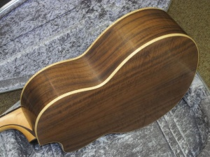 Lowden F-23C Cedar Top / Bastogne Walnut Back and Sides!