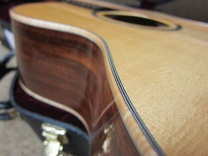 Northwood Custom R70 Mini-Jumbo, Cut-Away, East Indian Rosewood/Fine Engelmann Spruce!