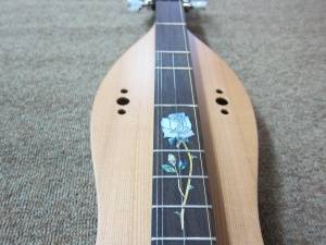 Blue Lion  Style II R, Hourglass Shape, Western Red Cedar Top/East Indian Rosewood Back and Sides!
